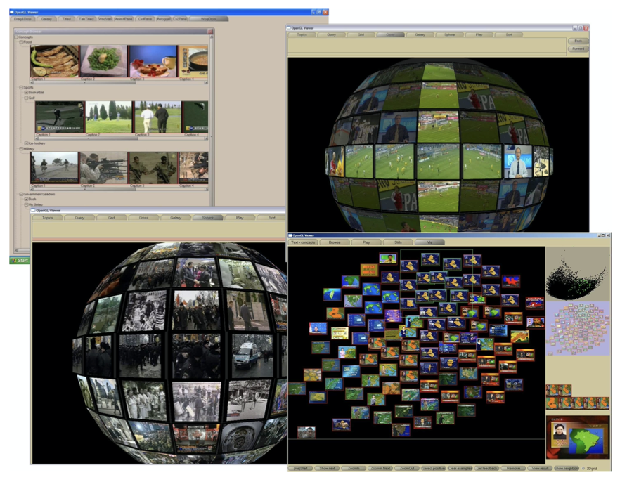 MediaMill: Advanced Browsing in News Video Archives